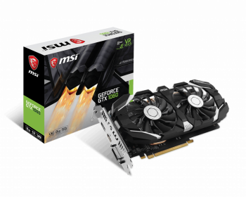 MSI GeForce GTX1060 3GB OCV2