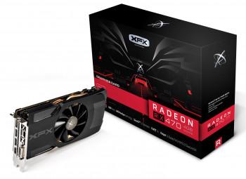 XFX Radeon RX470 4GB Single Fan