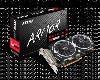 MSI Radeon RX470 8GB Armor OC (1Y Warranty)