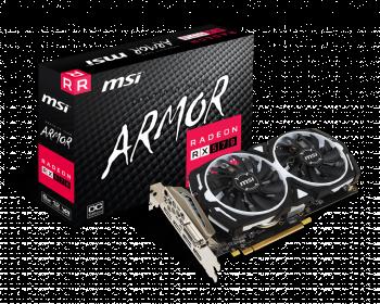 MSI Radeon RX570 8GB Armor OC
