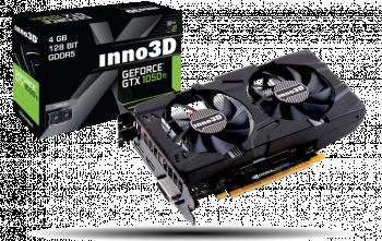 INNO3D GEFORCE GTX 1050 TI X2 OC