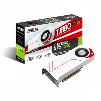 Asus GeForce GTX1060 3GB Turbo
