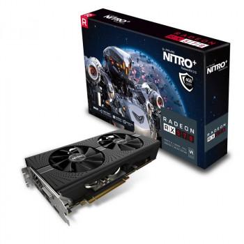 Sapphire Radeon RX570 4GB Nitro