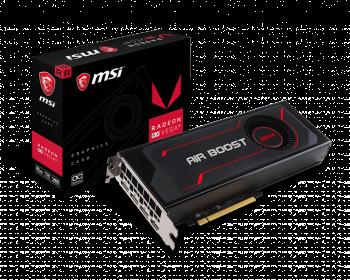 MSI Radeon RX Vega 56 Air Boost 8G OC